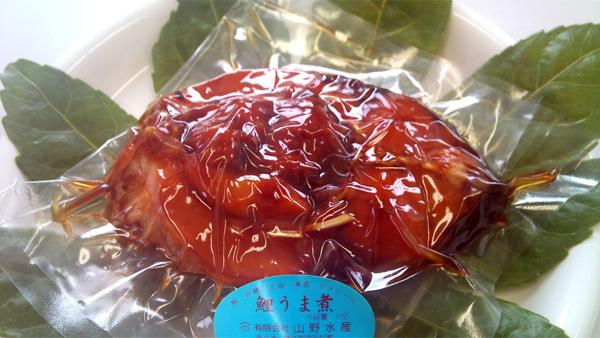 茨城県かすみがうら市 山野水産製造の鯉の甘露煮