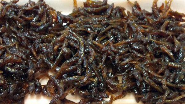 霞ヶ浦産ハゼの佃煮:茨城県かすみがうら市山野水産の加工品